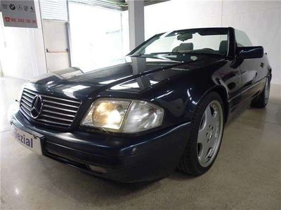 usado Mercedes SL320 V6 231CV Amg Cabriolet Automatico
