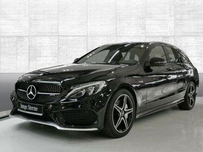gebraucht Mercedes C43 AMG AMG ESTATE 4M HEADUP Nav Easy-Pack