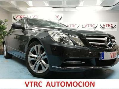 usado Mercedes E220 CDI Coupé BE