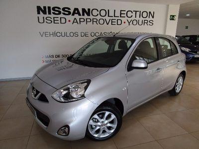 brugt Nissan Micra 1.2 Acenta Cvt