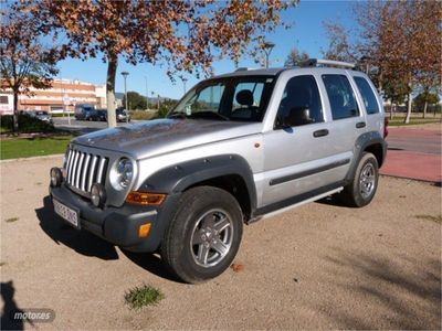 brugt Jeep Cherokee 2.8 CRD Renegade Auto