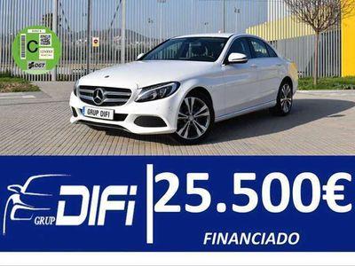 usado Mercedes C220 d 9G-Tronic (4.75)