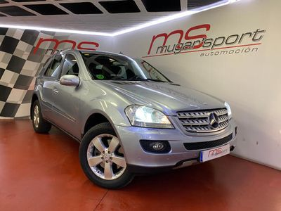 usado Mercedes ML500 4MATIC AUTO -306CV- IMPECABLE!! OFERTA SOLO 9.990#