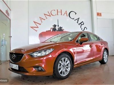 usado Mazda 6 2.2 DE 150cv Business Edition Nav