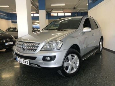 usado Mercedes ML500 M Aut.