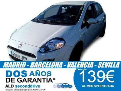 usado Fiat Punto 1.3Mjt Pop E5+