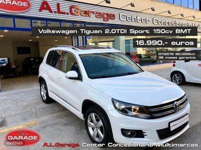 used VW Tiguan T1 Sport 2.0 TDI 150CV BMT 4x2