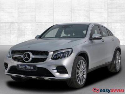 gebraucht Mercedes GLC250 d 4matic coupé executive diesel