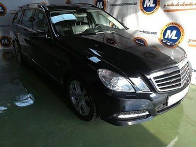 usado Mercedes E220 Estate CDI BE Avantgarde 7G Plus