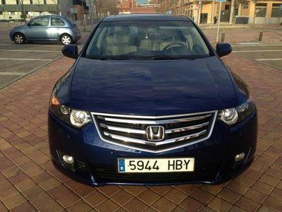 brugt Honda Accord 2.2i-dtec Luxury Innova