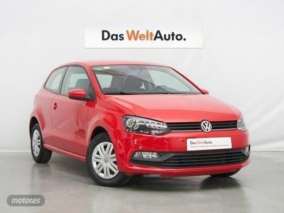 brugt VW Polo 1.0 BMT Edition 44kW
