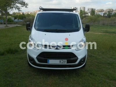 usado Ford Custom TransitFt 290 L2 Van Dcb. Trend 130 130 cv en Barcelona