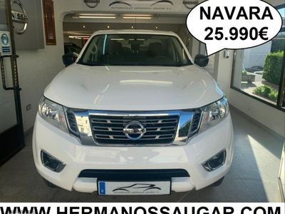 usado Nissan Navara D. Cab. 2.3dCi 120kW160CV Acenta BDif