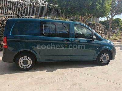 usado Mercedes Vito Mixto 114cdi Compacta 136 cv en Palmas, Las