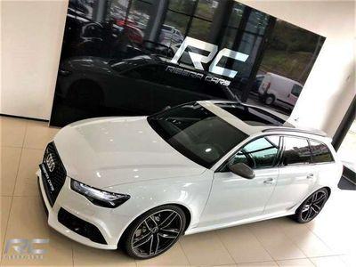 usado Audi RS6 RS6Avant 4.0 TFSI performance Qu. Tip. 605cv