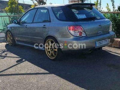 usado Subaru Impreza Sports Wagon 2.5t Wrx 230 cv en Tenerife