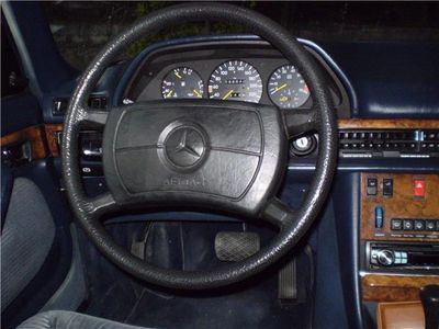 usado Mercedes 380 380SEL carroceria w126