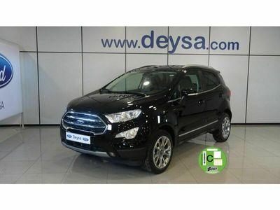 usado Ford Ecosport Titanium