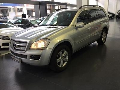 second-hand Mercedes GL320 CDI