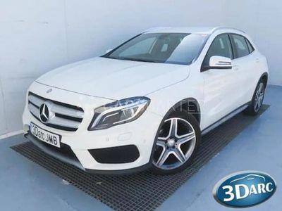 usado Mercedes GLA200 GLA 200d AMG Line 100 kW (136 CV) 5p