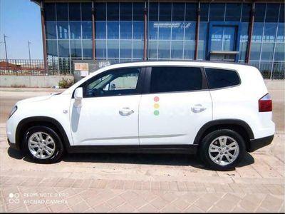 usado Chevrolet Orlando 2.0vcdi Lt 130 cv en Madrid