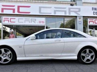 usado Mercedes CL600 CL ClaseAut.