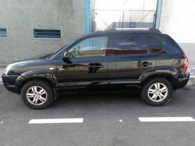 usado Hyundai Tucson 2.0 CDRi VGT Style Monocromo -06