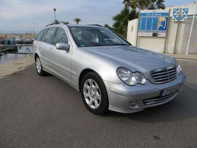 usado Mercedes C270 Familiar CDI Elegance
