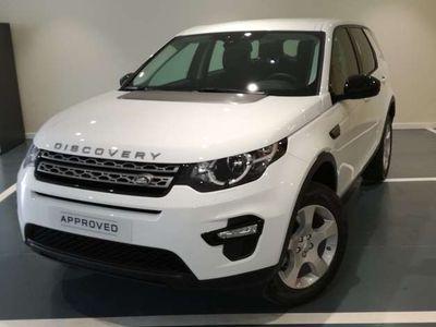 usado Land Rover Discovery Sport 2.0eD4 Pure 4x2 150
