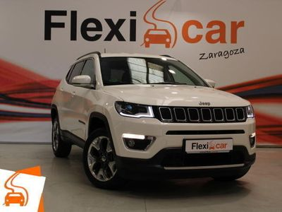 used Jeep Compass 2.0 Mjet 125kW Limited 4x4 AD Auto