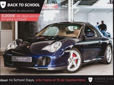 used Porsche 911 Carrera 4S Cabriolet 320cv 996