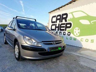 usado Peugeot 307 2.0HDI XR