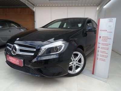usado Mercedes 180 Clase A CLASECDI BE 109 5P 7G-DCT