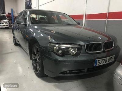 usado BMW 730L d Futura
