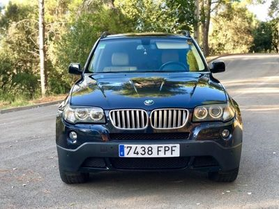 usado BMW X3 3.0sd 286cv Diesel