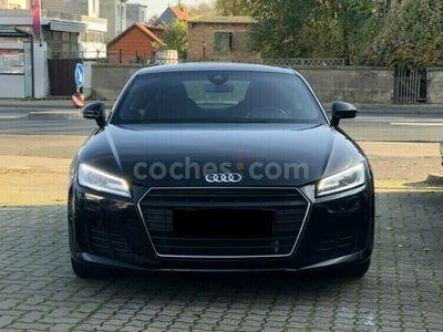 usado Audi TT TtCoupé 2.0tdi 184 cv en Alicante