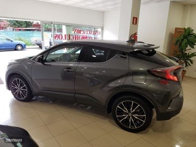usado Toyota C-HR 1.8 125H Limited Edition