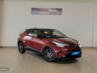 usado Toyota C-HR 1.8 125H Advance P.Plus P. Luxury
