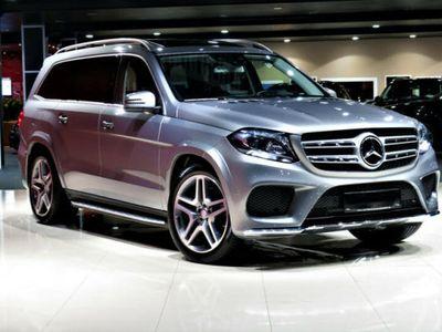 """usado Mercedes GLS400 4Matic 9G*AMG-LINE*COMAND* 21"""" *TechoPano"""