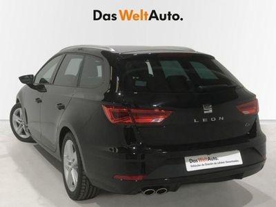 usado Seat Leon ST 1.5 eTSI SANDS FR DSG 110 kW (150 CV)