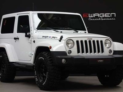 usado Jeep Wrangler JK 2.8CRD Sahara AUT BigFoot **27.300 Kms**
