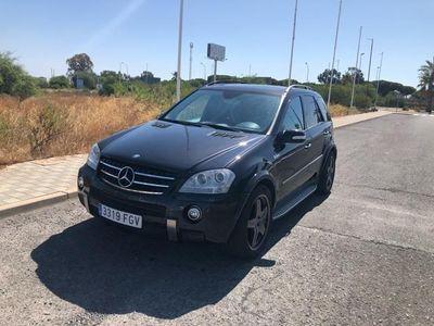 usado Mercedes ML63 AMG AMG Clase M W164 Aut.