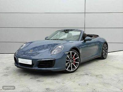 usado Porsche 911 Carrera 4S Cabriolet 420 cv en Malaga