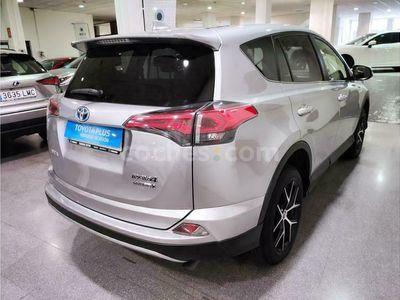 usado Toyota RAV4 Rav-42.5 Hybrid 2wd Feel! 218 cv en Barcelona