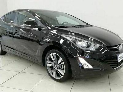 usado Hyundai Elantra 1.6i Tecno