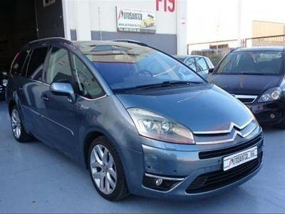 usado Citroën Grand C4 Picasso 2.0 HDi CAS Exclusive Plus