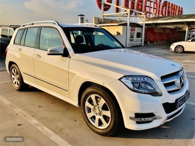 second-hand Mercedes GLK200 CDI BE 105 kW (143 CV)