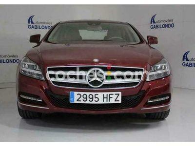 usado Mercedes CLS350 Clase ClsBe (4.75) Aut. 306 cv en Valladolid