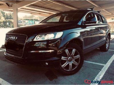 usado Audi Q7 3.0 V6 TDI 7 PLAZAS