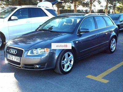 usado Audi A4 AVANT 2.0 TDI 140 CV S-LINE.